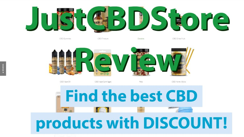 justcbdstore review