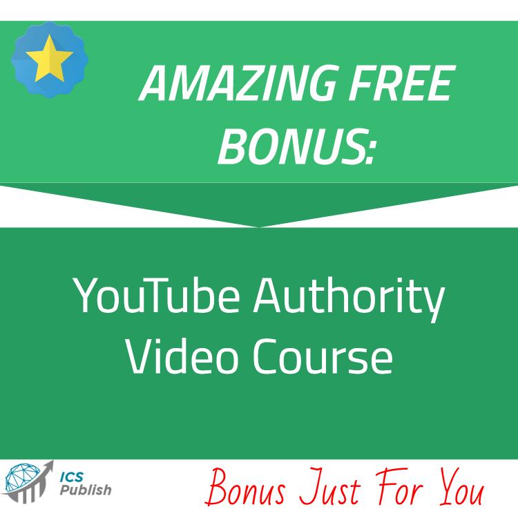 YT Authority Video Course Bonus