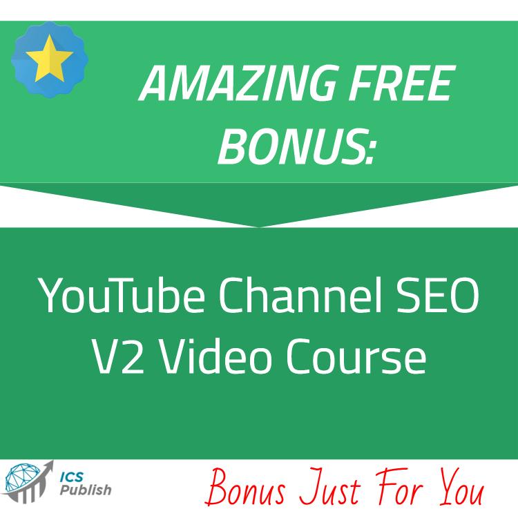 YT SEO v2 Video Course Bonus