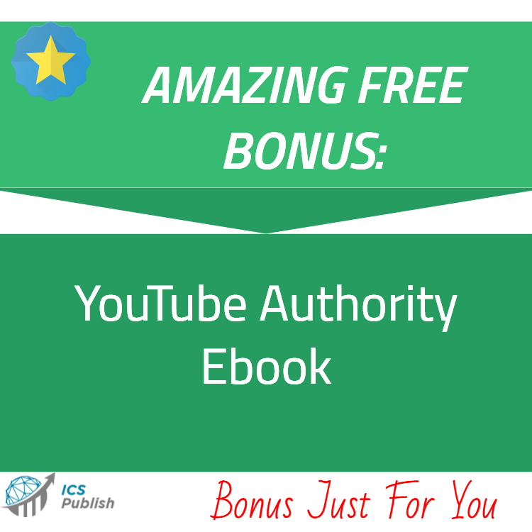 YT authority ebook bonus